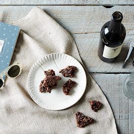 Vegan Dark Chocolate Chickpea Crunch (Pack of 2)