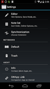 oNotepad - Smartwatch Notepad screenshot 4