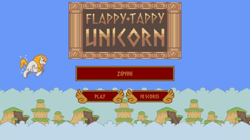 Flappy Tappy Unicorn