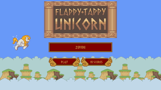 Flappy Tappy Unicorn- screenshot thumbnail