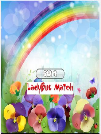 Happy Ladybug Match Race Kids
