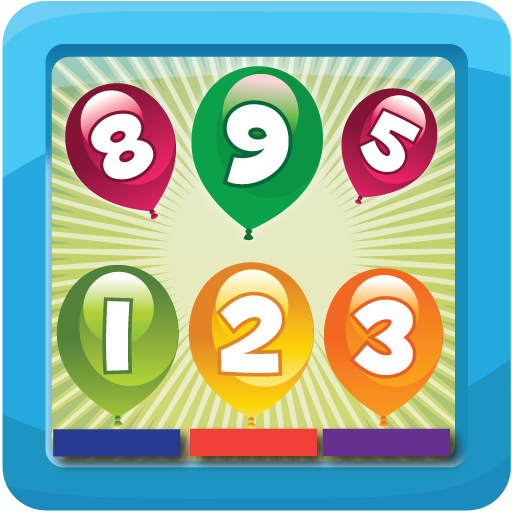 Fun And Numbers Preschool Game LOGO-APP點子
