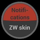 Notifications Zooper Skin