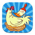 Farm Coloring Games icon