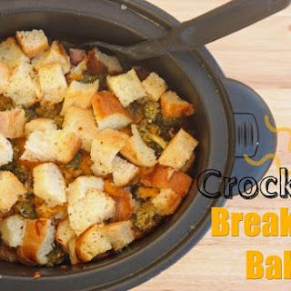 Crockpot Breakfast Bake