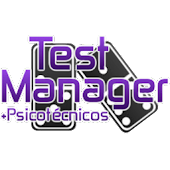 TestManager +Psicotécnicos