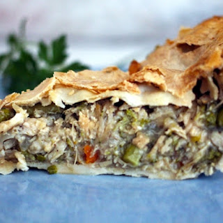 Dairy-Free Chicken Pot Pie