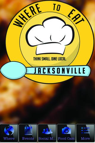 Where To Eat JACKSONVILLE
