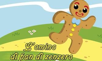 Screenshot of L'omino di pan di zenzero