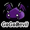 Go Go! Devil! logo