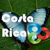 Costa Rica laucher theme