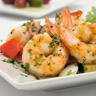 Spice Smoked Shrimp (Appetizer)