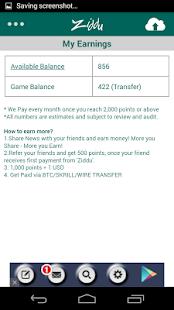 Ziddu - Free File Sharing - screenshot thumbnail