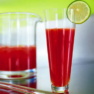 Watermelon-Lime Cooler.