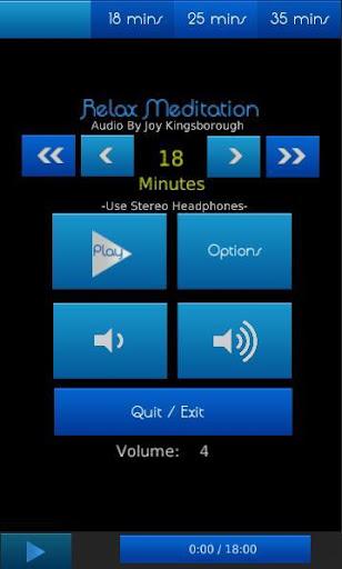 【免費健康App】Relax Hypnosis Meditation FREE-APP點子