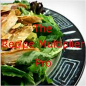 The Recipe Multiplier Pro