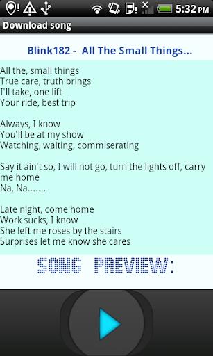 【免費音樂App】Lyrics Finder-APP點子