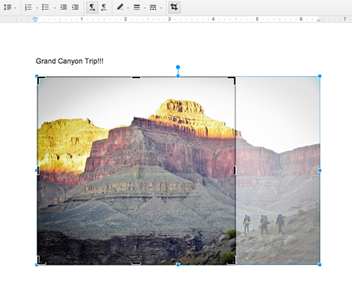 how to download a picture from google docs