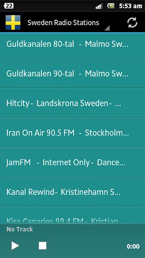 玩娛樂App|Stockholm Radio Stations免費|APP試玩