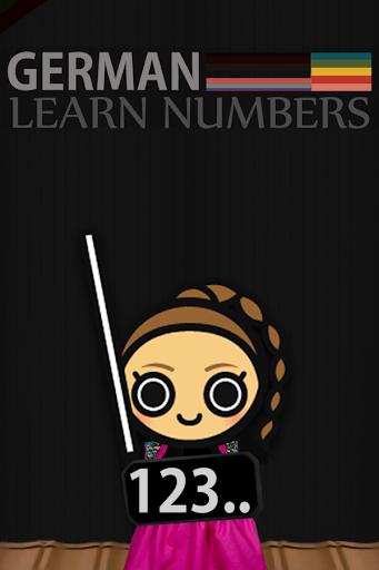 無料教育AppのLearn German Numbers (Pro)|記事Game