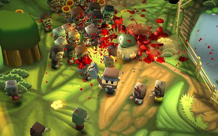 Minigore 2: Zombies Screenshot 1