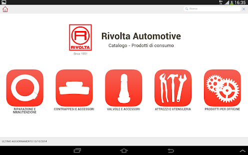 Rivolta Automotive- screenshot thumbnail