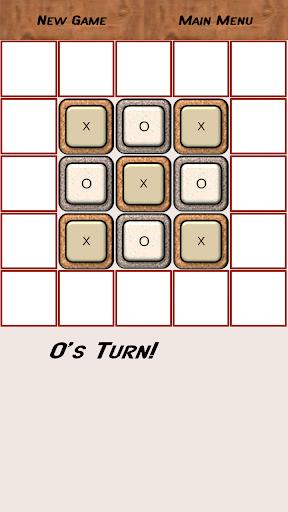 免費棋類遊戲App|Tic Tac Toe|阿達玩APP