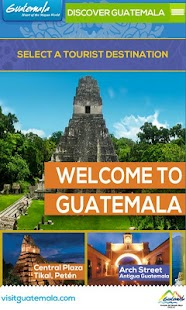 Descubre Guatemala - screenshot thumbnail