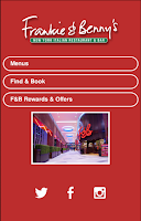 Screenshot of Frankie and Benny's