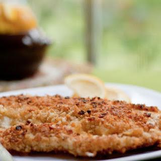 Macadamia Crusted Whitefish.