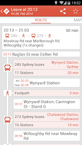 nextstop Sydney screenshot 5