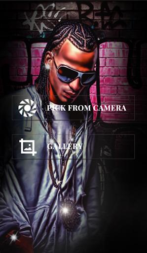 Thug Life Camera