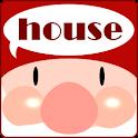 ドビーブラザーズ「マイハウス」ライブ壁紙 logo