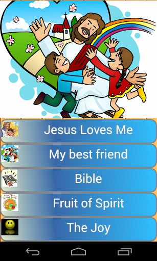 Christian music for kids