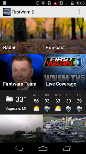 Saginaw Weather Radar - WNEM