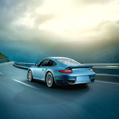Car wallpaper, Porsche