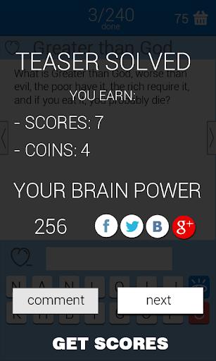 免費下載益智APP|Riddles, Brain Teasers 2 app開箱文|APP開箱王