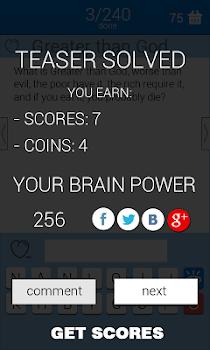 Riddles, Brain Teasers 2
