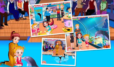 Baby Hazel Dolphin Tour 6 screenshot 641343
