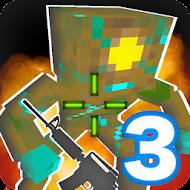 Death Blocks 3 [Мод: много алмазов]