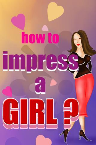 impress girl for sex