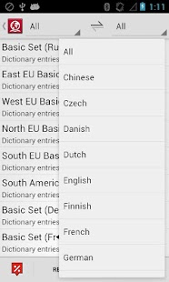 ABBYY Lingvo Dictionaries - screenshot thumbnail