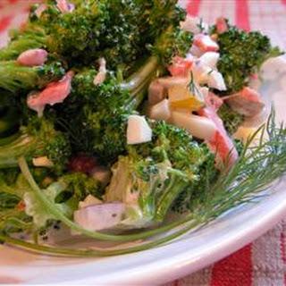 Minnesota Broccoli Salad
