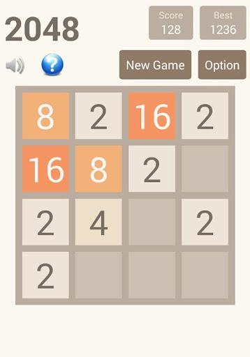 2048パズル
