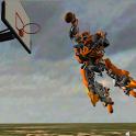 Robots Basketball 3D icon