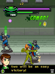 Ben 10 Vengeance of Vilgax - screenshot thumbnail