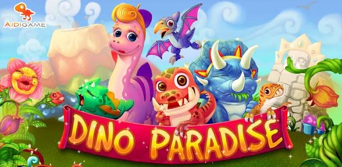 Dino Paradise Beta apk