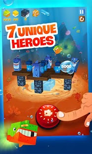 Fish Heroes - screenshot thumbnail