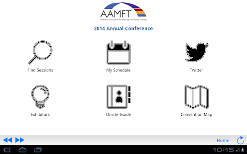 AAMFT Mobile screenshot