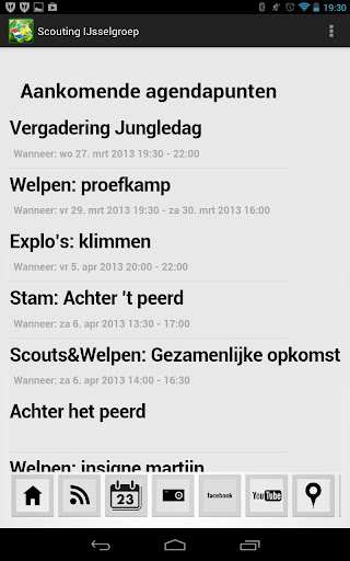 玩通訊App|Scouting IJsselgroep免費|APP試玩